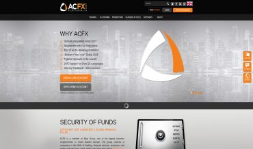 Acfx forex review