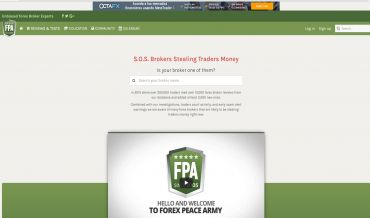 Forex striker review forex peace army