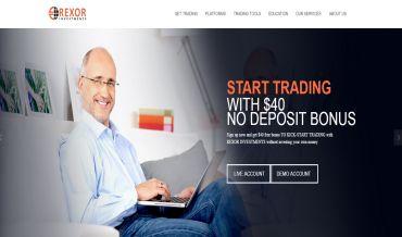 Rexor investments with high returns tecnicas para ganhar no forex