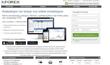 Xforex web trader review